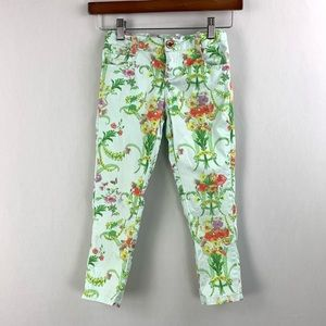 Baker by Ted Baker Little Girl's Floral Pants 6